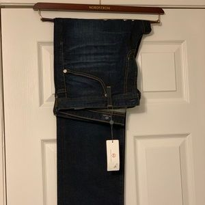 Blue Jeans-New Never Tailored